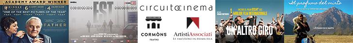 Circuito Cinema Teatro Cormons - Artisti Associati Gorizia
