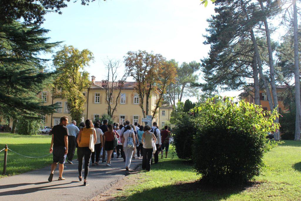 Immagine per Gorizia scommette sui fondi europei, Parco Basaglia tra i progetti per il Recovery Plan
