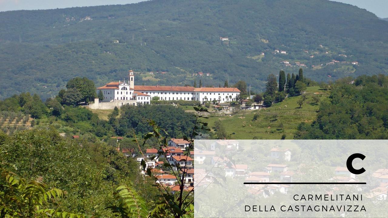 Immagine per Castagnavizza e San Rocco uniti sotto i Carmelitani nella Gorizia del Seicento