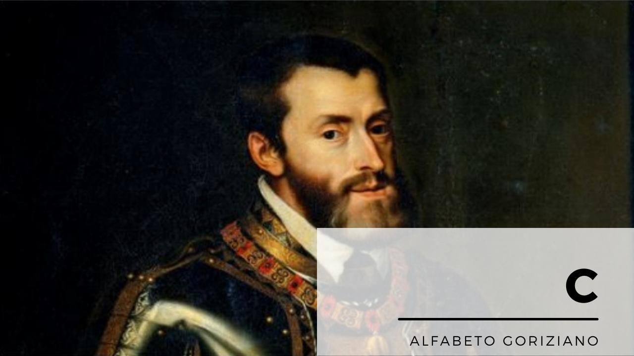 Immagine per Quando l'imperatore Carlo V visitò Gorizia, una leggenda diventata storia