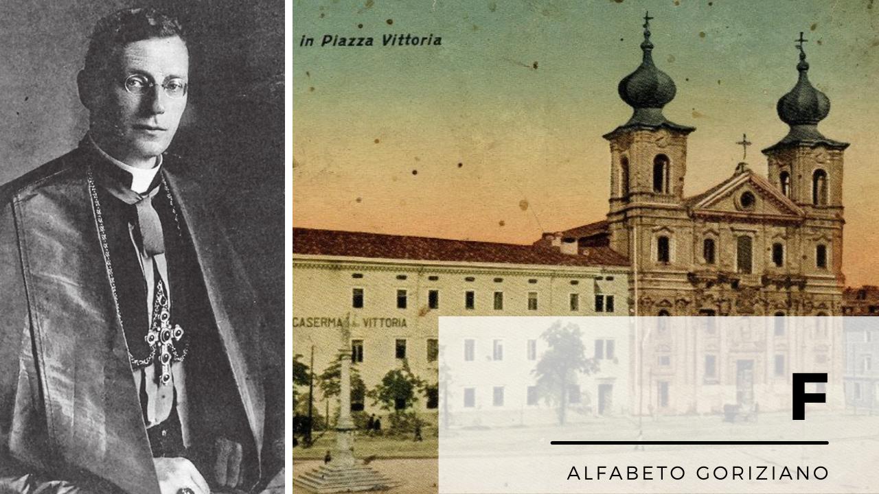 Immagine per L'odio del fascismo contro Luigi Fogar, il vescovo del dialogo nella Gorizia del Ventennio