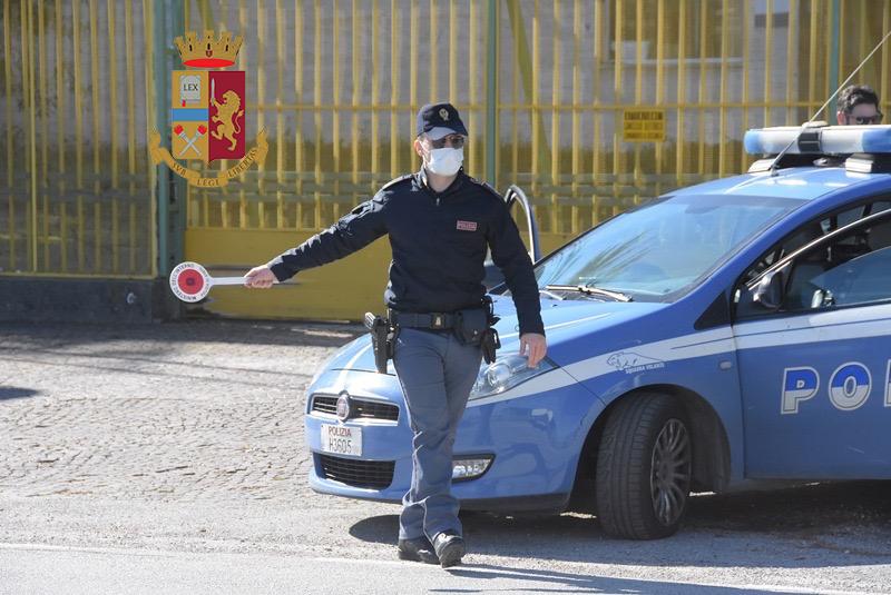 Immagine per Fugge verso l'estero per evitare la condanna, fermato un 41enne a Villesse