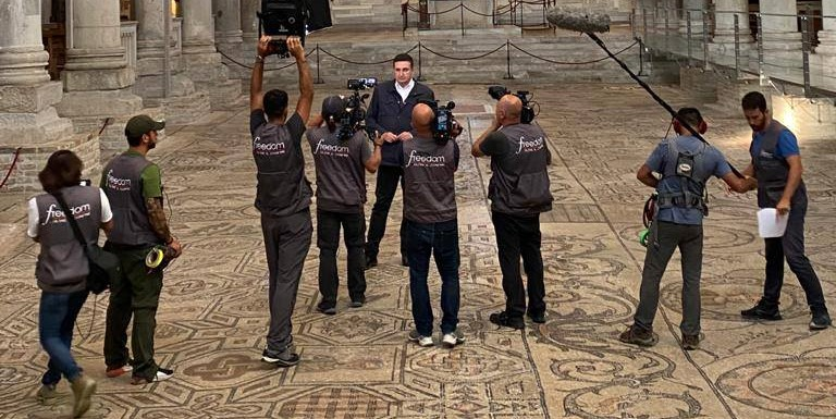 Copertina per Aquileia incanta anche Italia 1, oltre un milione per la trasmissione sui misteri di Giacobbo
