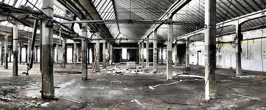 Immagine per Per non dimenticare nasce un video dalla fabbrica di Sdraussina che fu campo di Internamento tra il 1942 e il 1943