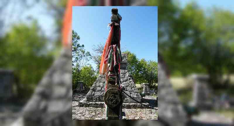 Immagine per A San Michele del Carso un cippo ungherese a ricordare oltre mille caduti