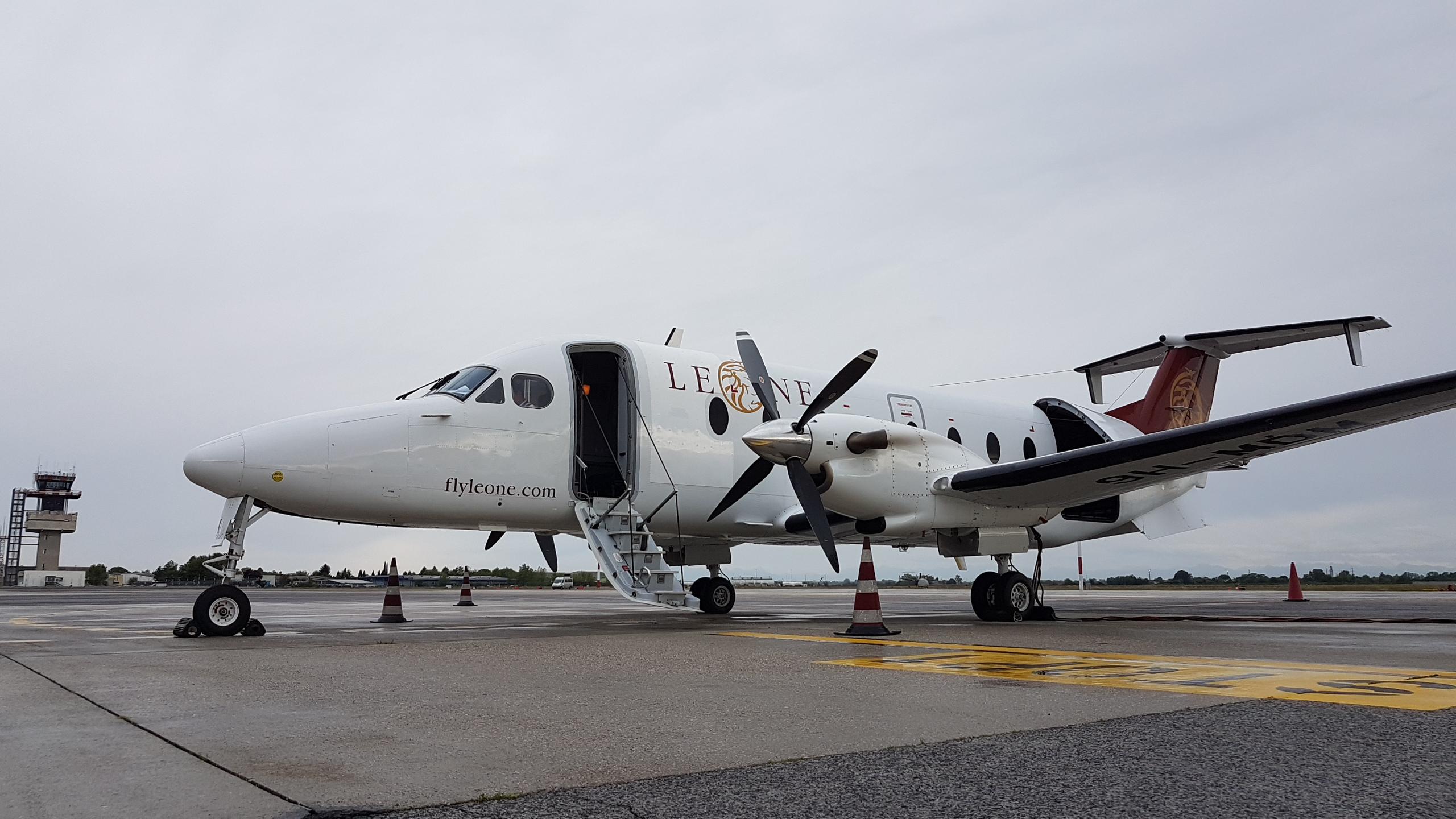 Immagine per Partiti oggi i nuovi collegamenti dal Trieste Airport a Pescara e Genova