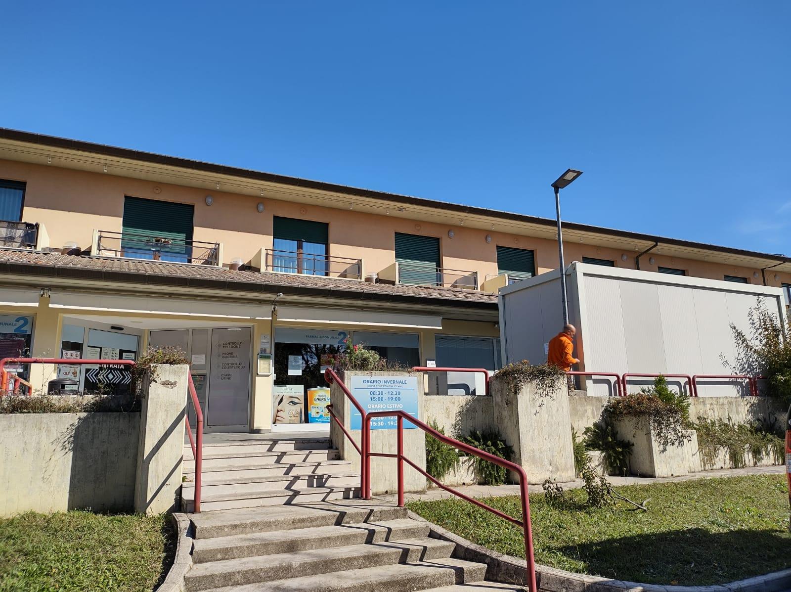 Immagine per Monfalcone, al via il secondo punto tamponi nella Farmacia Comunale 2