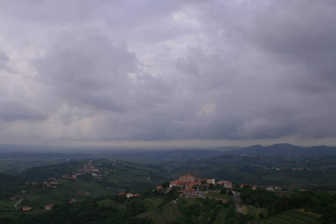 Immagine per Tempo statico sul Goriziano, attesa ancora nuvolosità compatta e foschie notturne