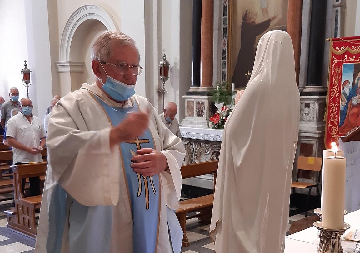 Immagine per Positivo al Covid don Bruno, il parroco di San Lorenzo. Stop alle messe fino a domenica prossima