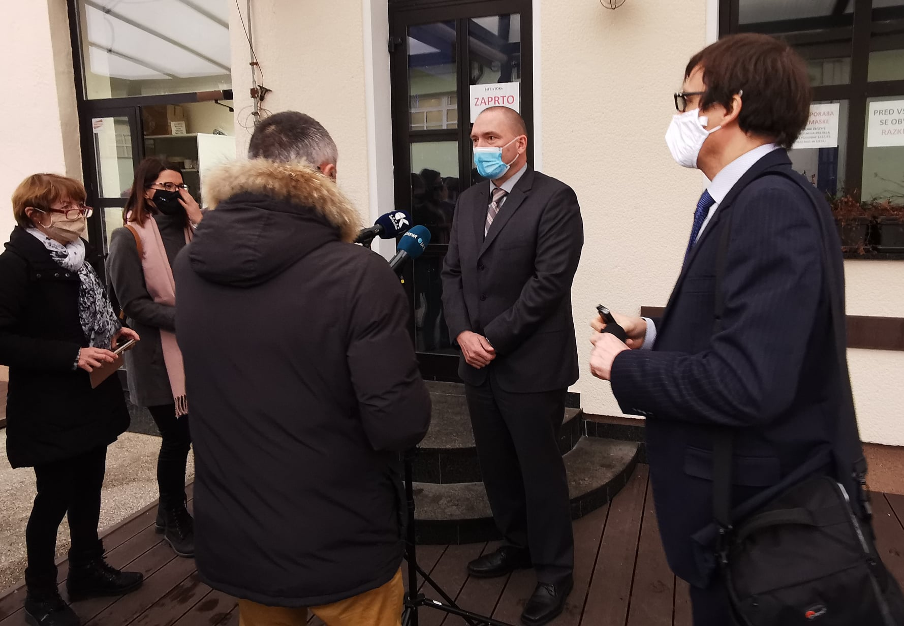 Immagine per Nuove opportunità agricole per il Goriziano sloveno, il ministro Podgoršek visita le eccellenze