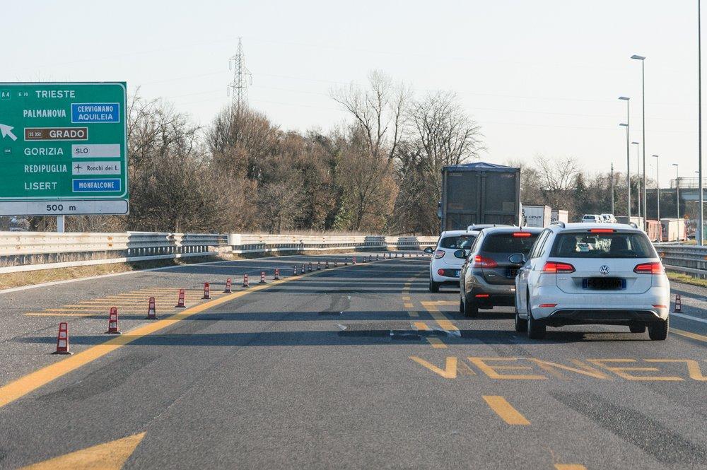 Immagine per Stop ai rumori dell'autostrada, Villesse e Redipuglia saranno protette con barriere acustiche