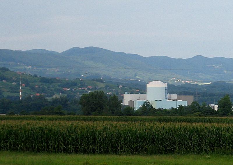 Copertina per La centrale nucleare di Krško sarà potenziata, preoccupazione in Fvg