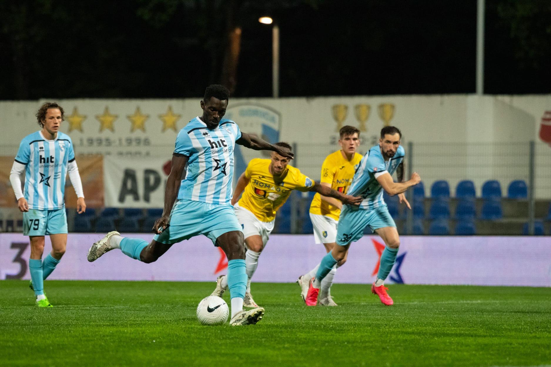 Immagine per Nova Gorica fallisce lo scontro salvezza, è la seconda retrocessione dalla Prva liga