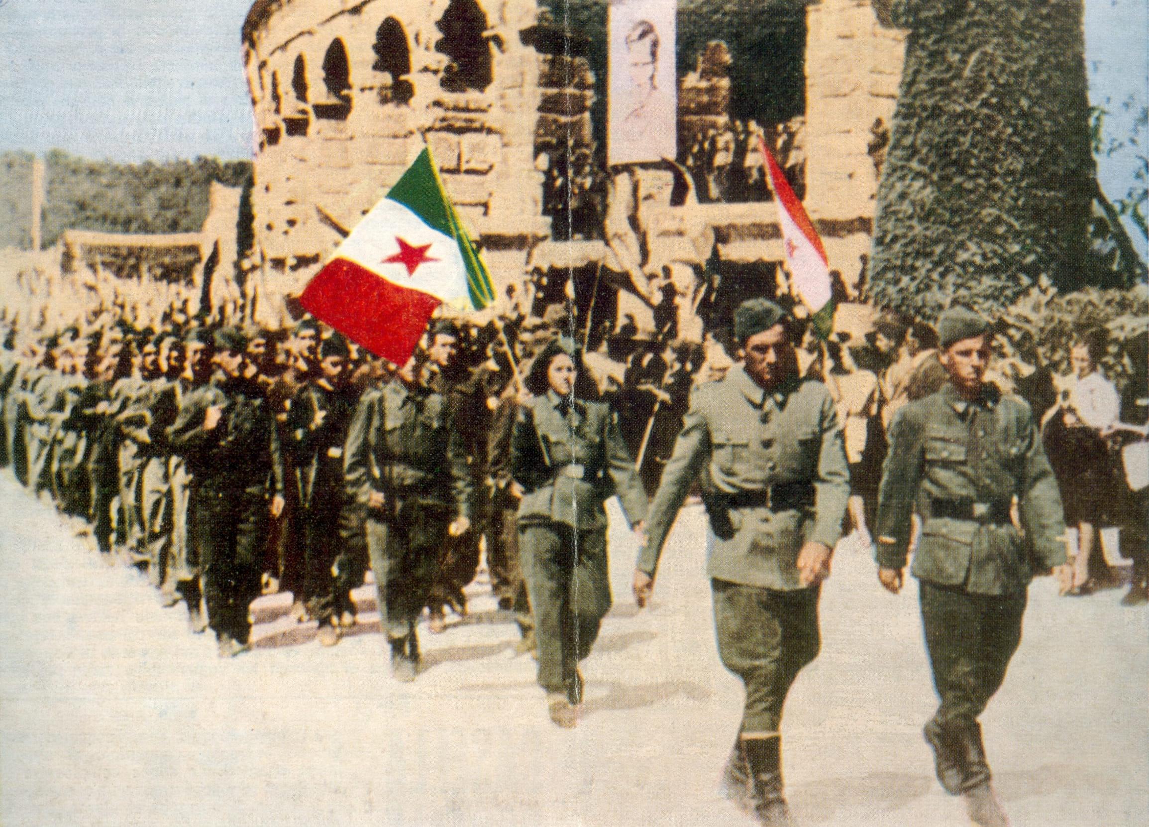 Immagine per «La vendetta jugoslava a Gorizia fu colpa del nazifascismo, si riconoscano le proprie colpe»