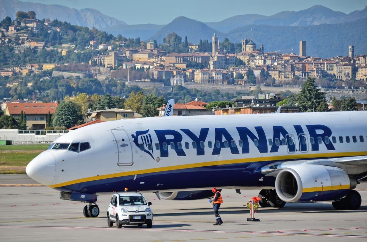 Immagine per Ryanair scommette sull'aeroporto di Ronchi, aumentano i voli per il Sud Italia