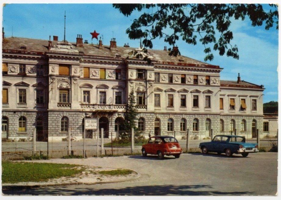Immagine per La rotta di Gorizia sotto l'occhio della Nato, armi in Jugoslavia contro Mosca