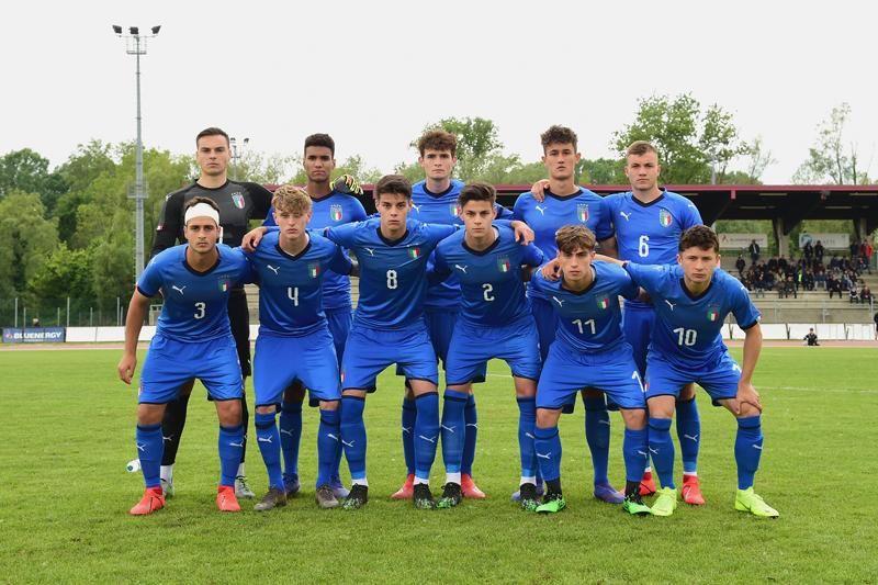 Copertina per L'Italia torna a giocare a Gradisca d'Isonzo, Under 18 in campo contro l'Austria