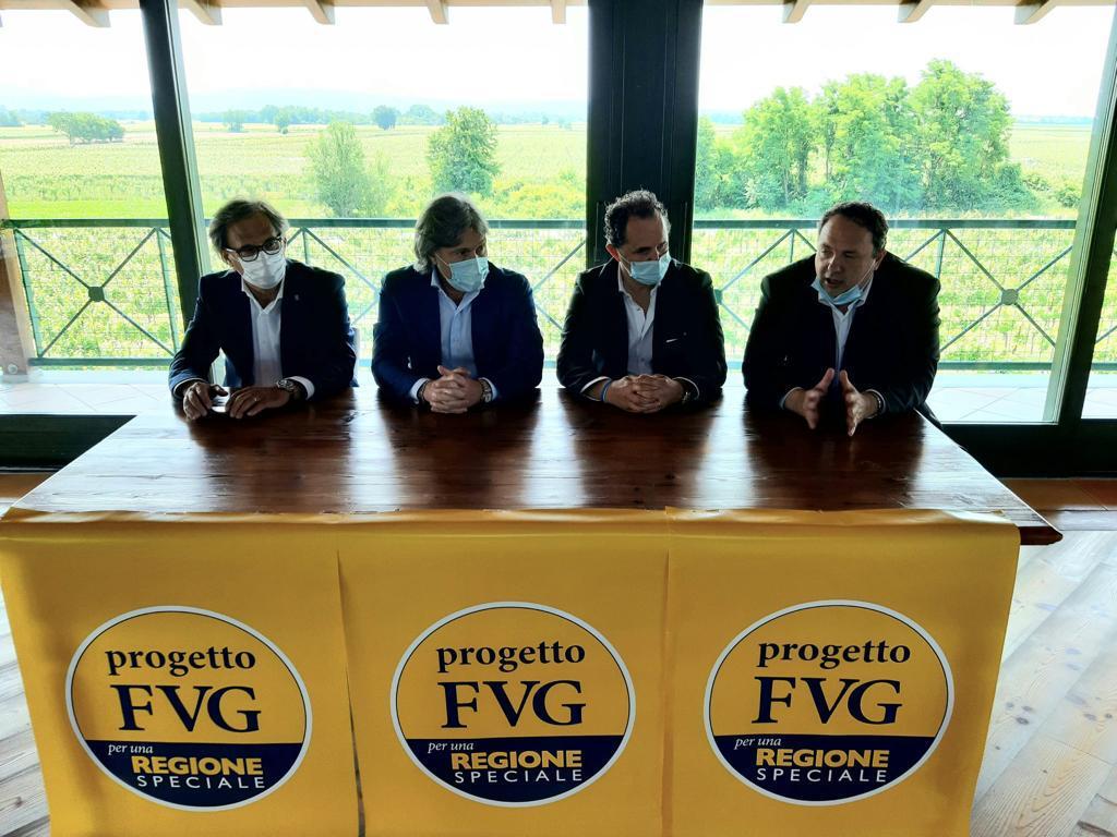 Immagine per Svolta nella politica a Mariano del Friuli, il sindaco Sartori entra in Progetto Fvg