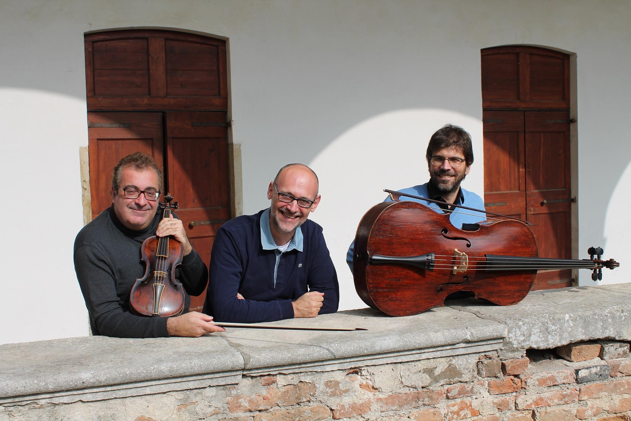 Copertina per Tartini e quel rapporto con il diavolo, Monfalcone celebre lo storico musicista