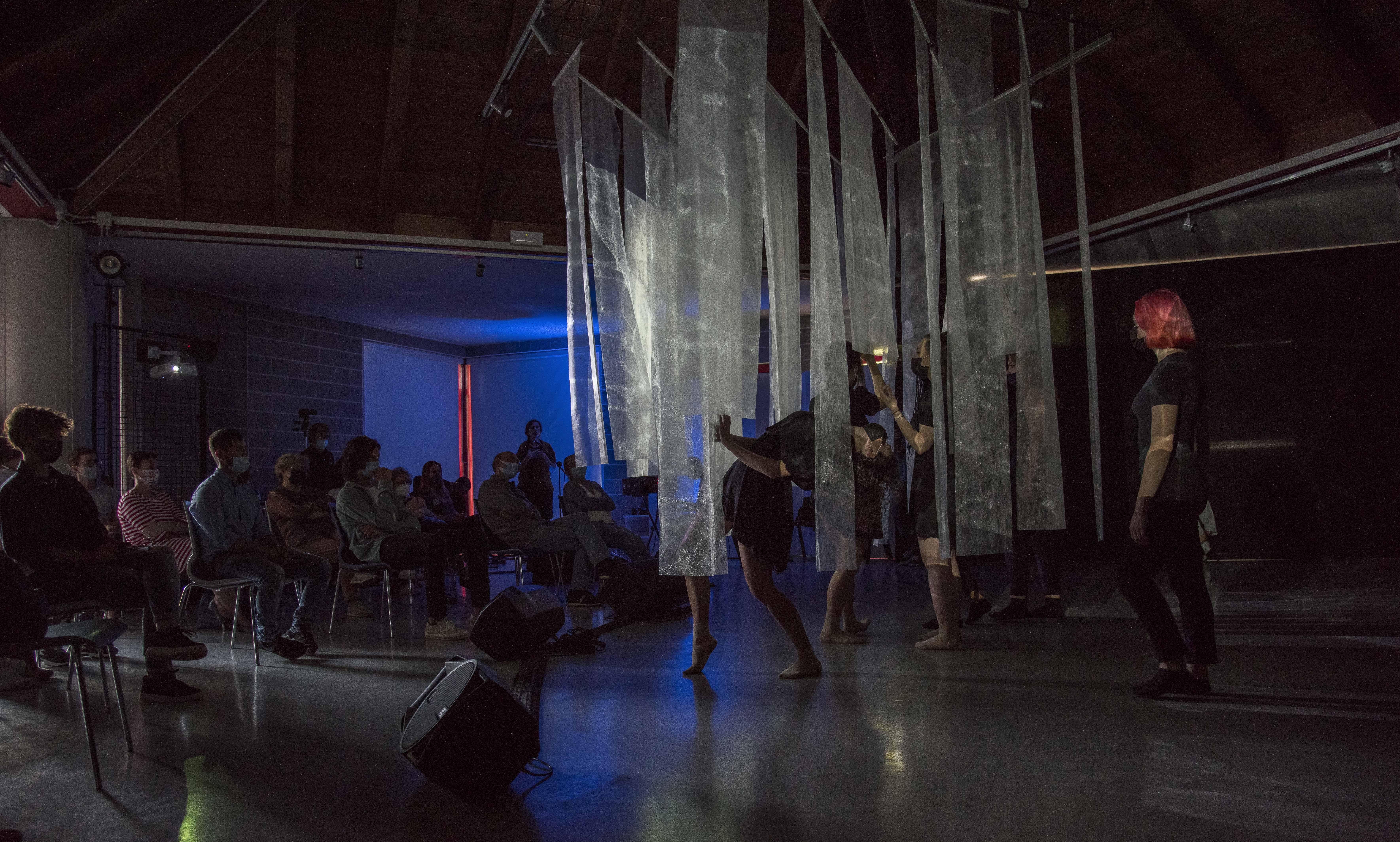 Immagine per Gli studenti reinventano l'arte di Raffaello, a Staranzano la performance