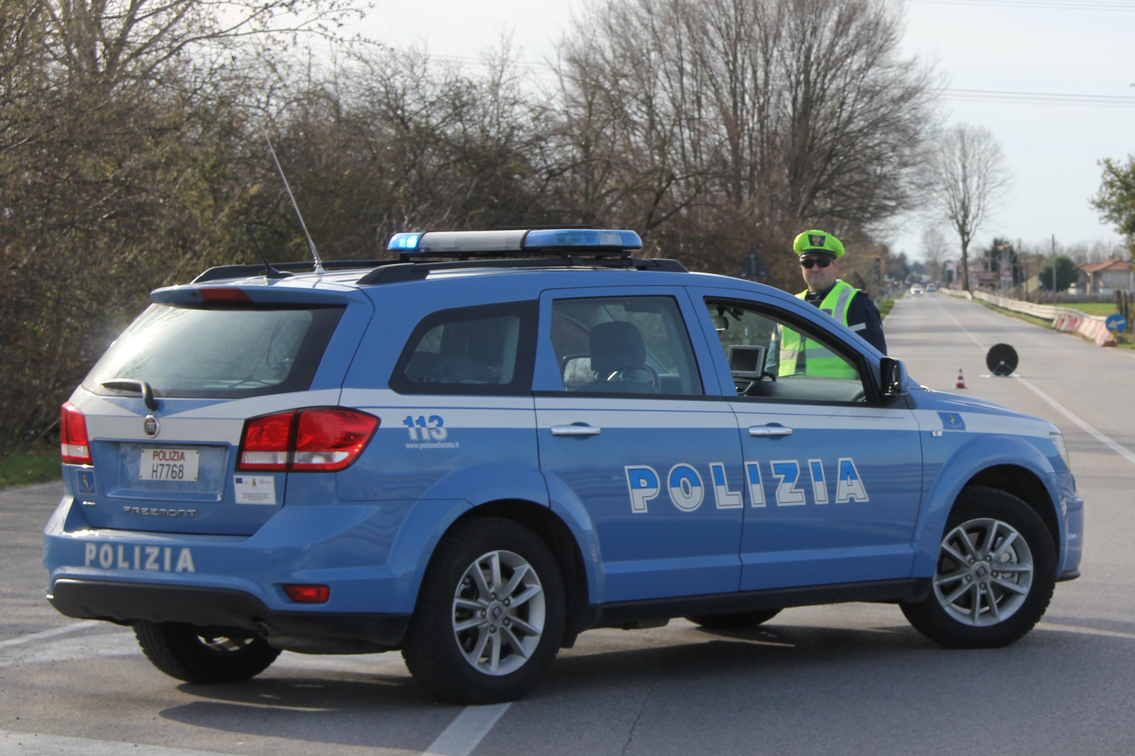 Immagine per Fa razzia di gioielli e tenta la fuga in Slovenia, fermata a Villesse una 23enne