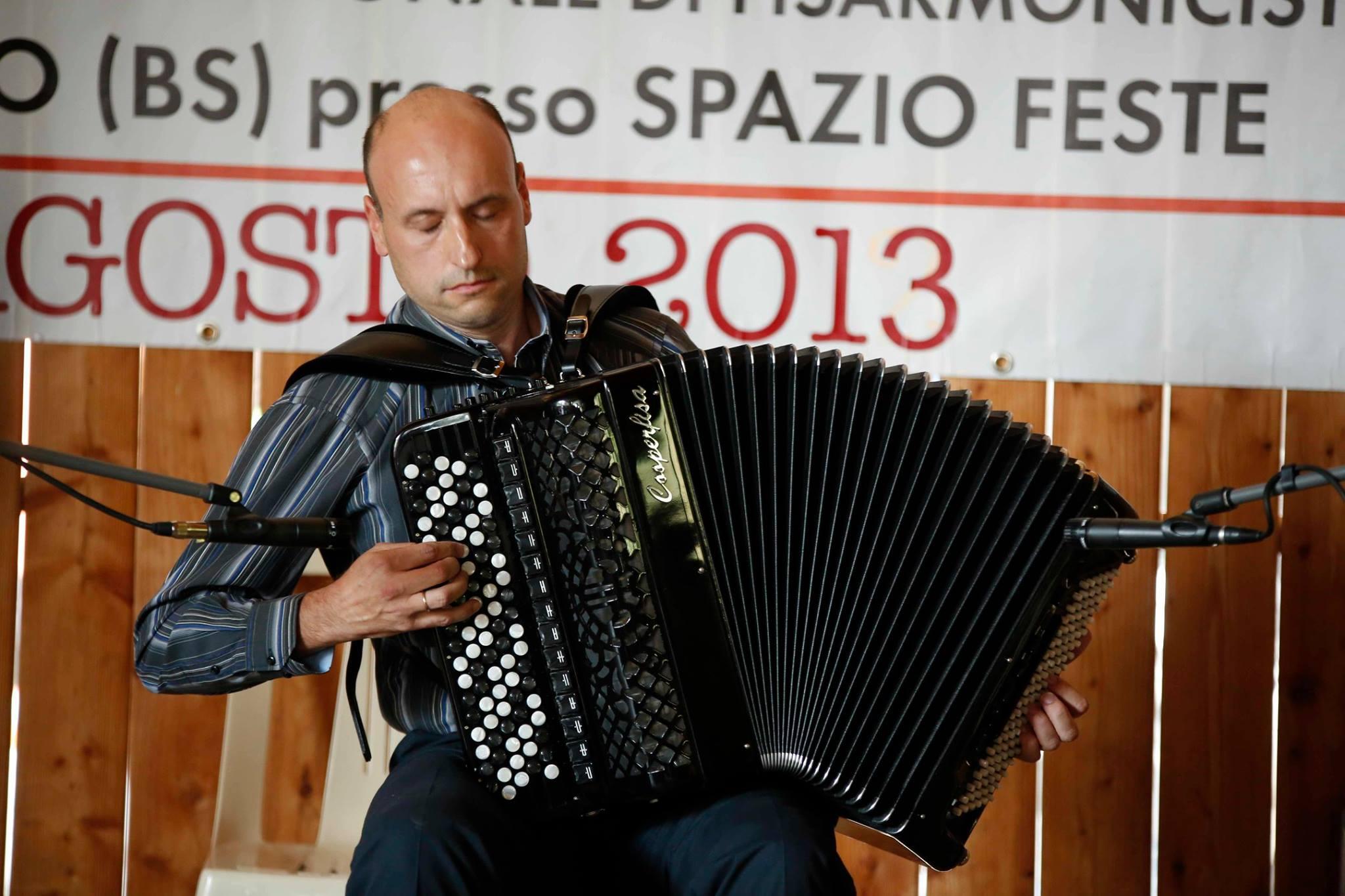 Copertina per La stella internazionale della fisarmonica Del Cont protagonista al Bratuz di Gorizia