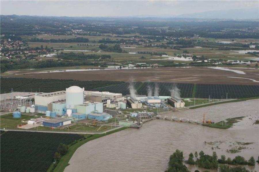 Immagine per Fvg, Regione contro il raddoppio della centrale nucleare di Krško