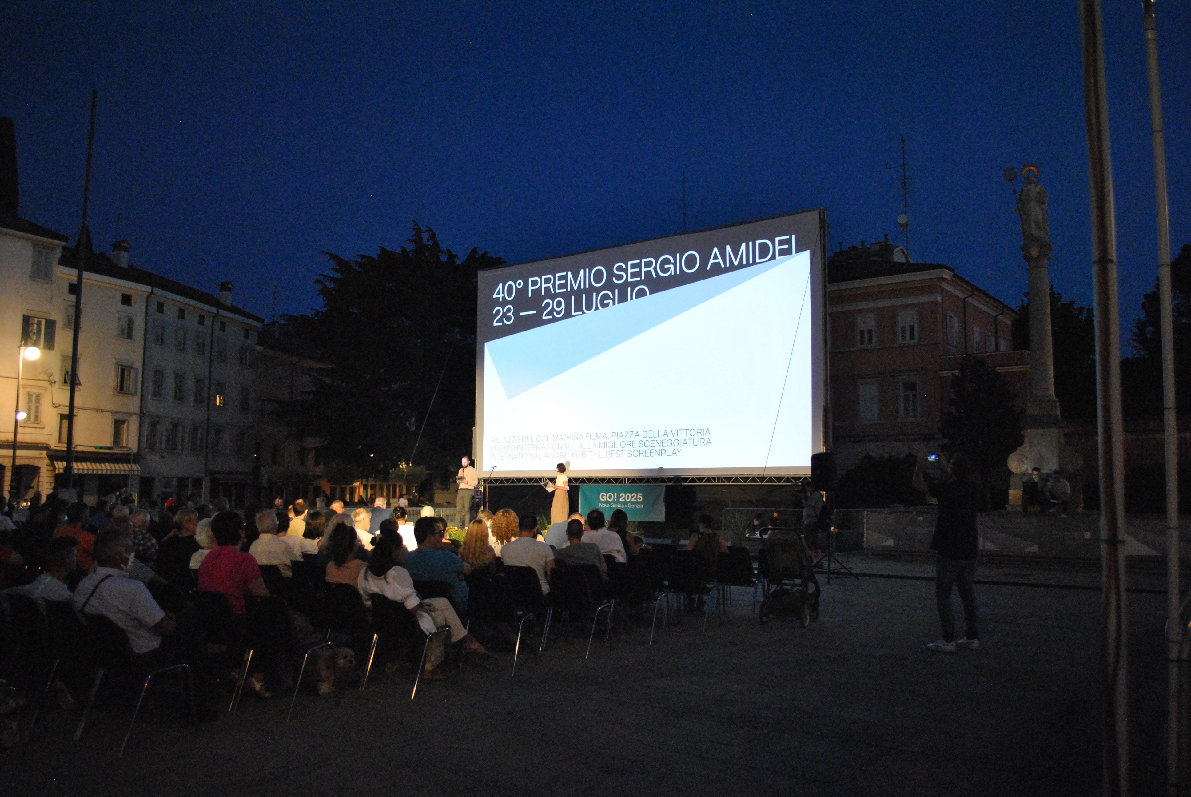 Immagine per La magia del cinema nel cuore di Gorizia, nuove troupe attese in città