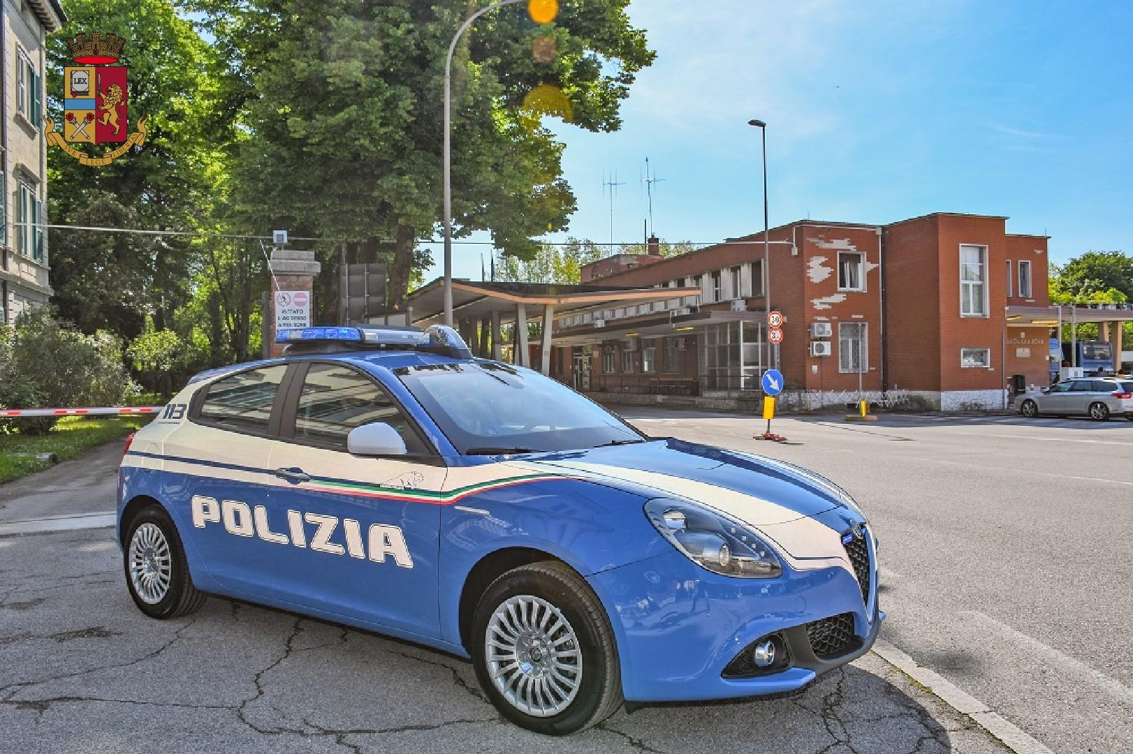 Copertina per Girava armato e pronto a scassinare, allarme per un uomo sospetto a Gorizia
