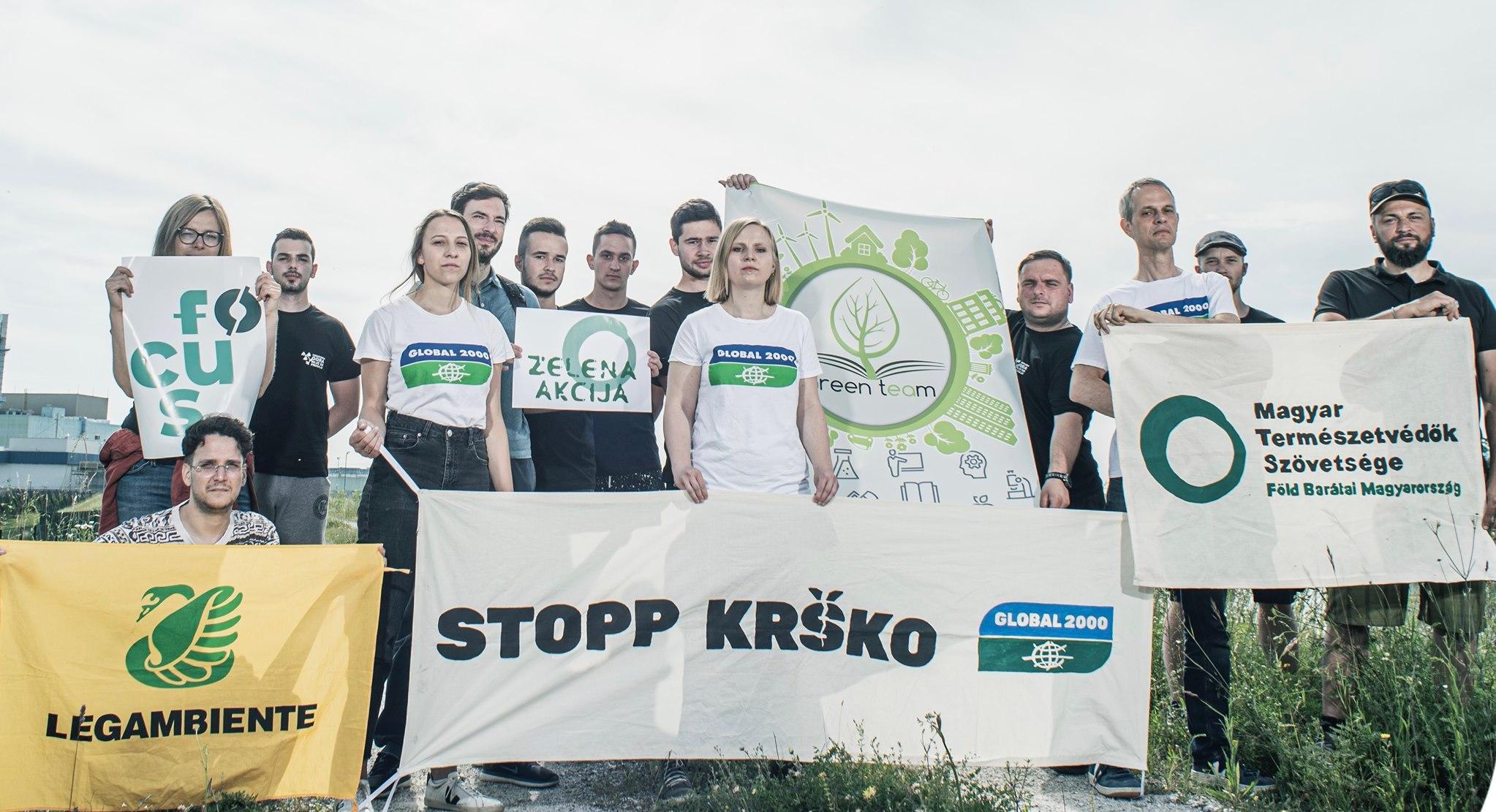Immagine per La centrale nucleare di Krško preoccupa anche Legambiente, timori a Gorizia
