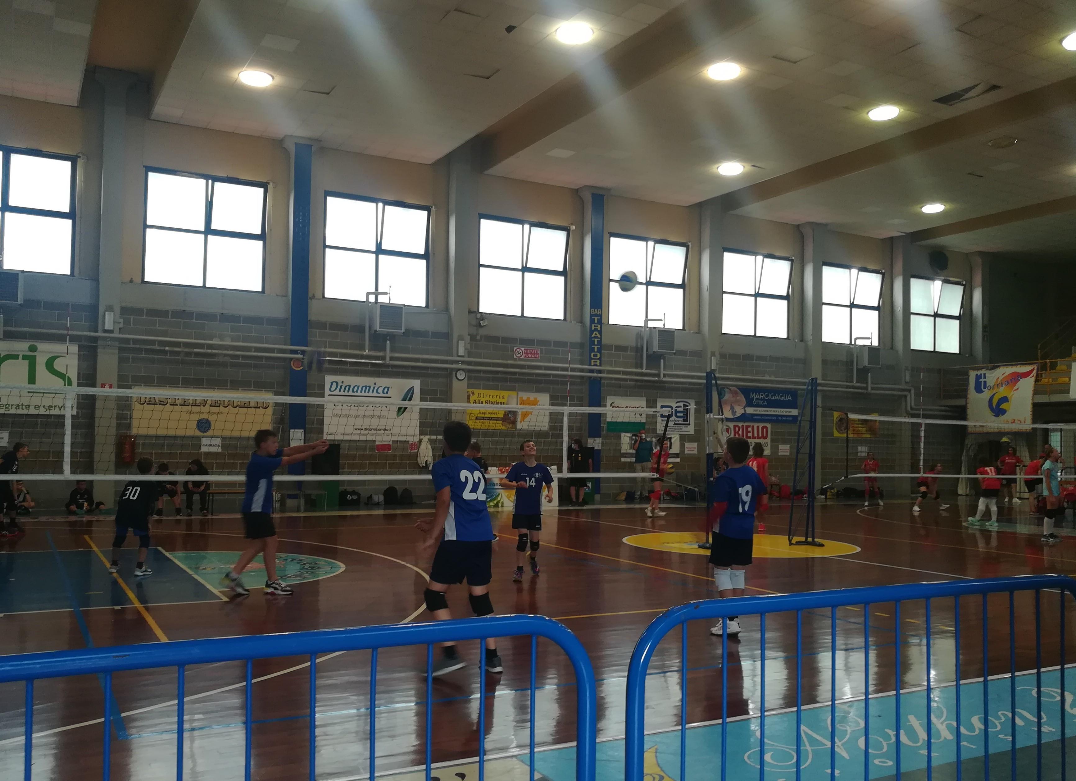 Immagine per Le stelline del volley si sfidano a Gradisca d'Isonzo, sognando il podio nazionale