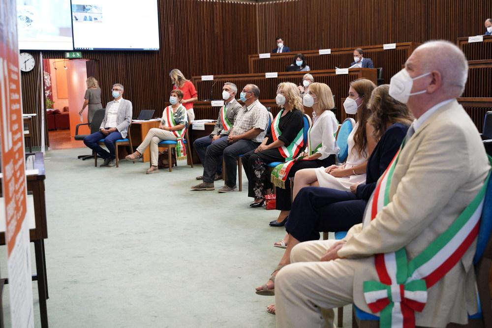 Immagine per Bisiacaria, l'Europa premia due comuni simbolo di democrazia e partecipazione