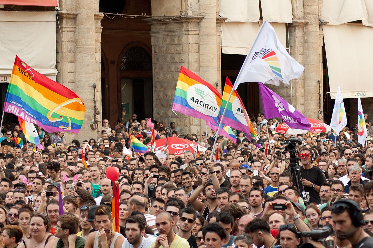 Immagine per Il Gay Pride trova consensi nel Goriziano, Turriaco annuncia la sua adesione