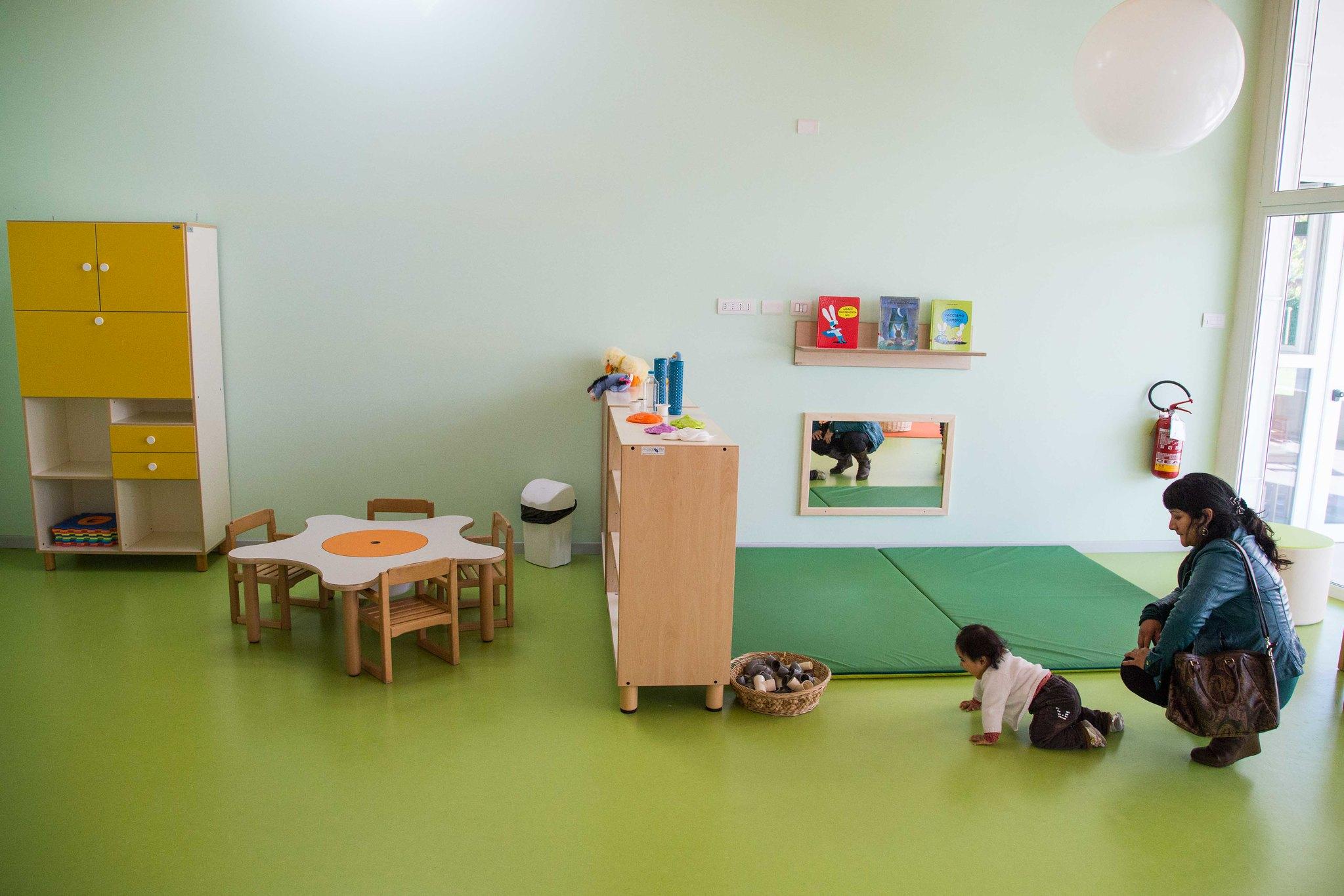 Immagine per Lavori in tre asili nido del Goriziano, pressing del Pd per sbloccare le risorse