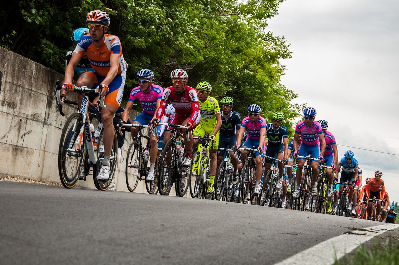 Immagine per Scoppia la febbre rosa a Gorizia, vetrine e piazze celebreranno il Giro d'Italia