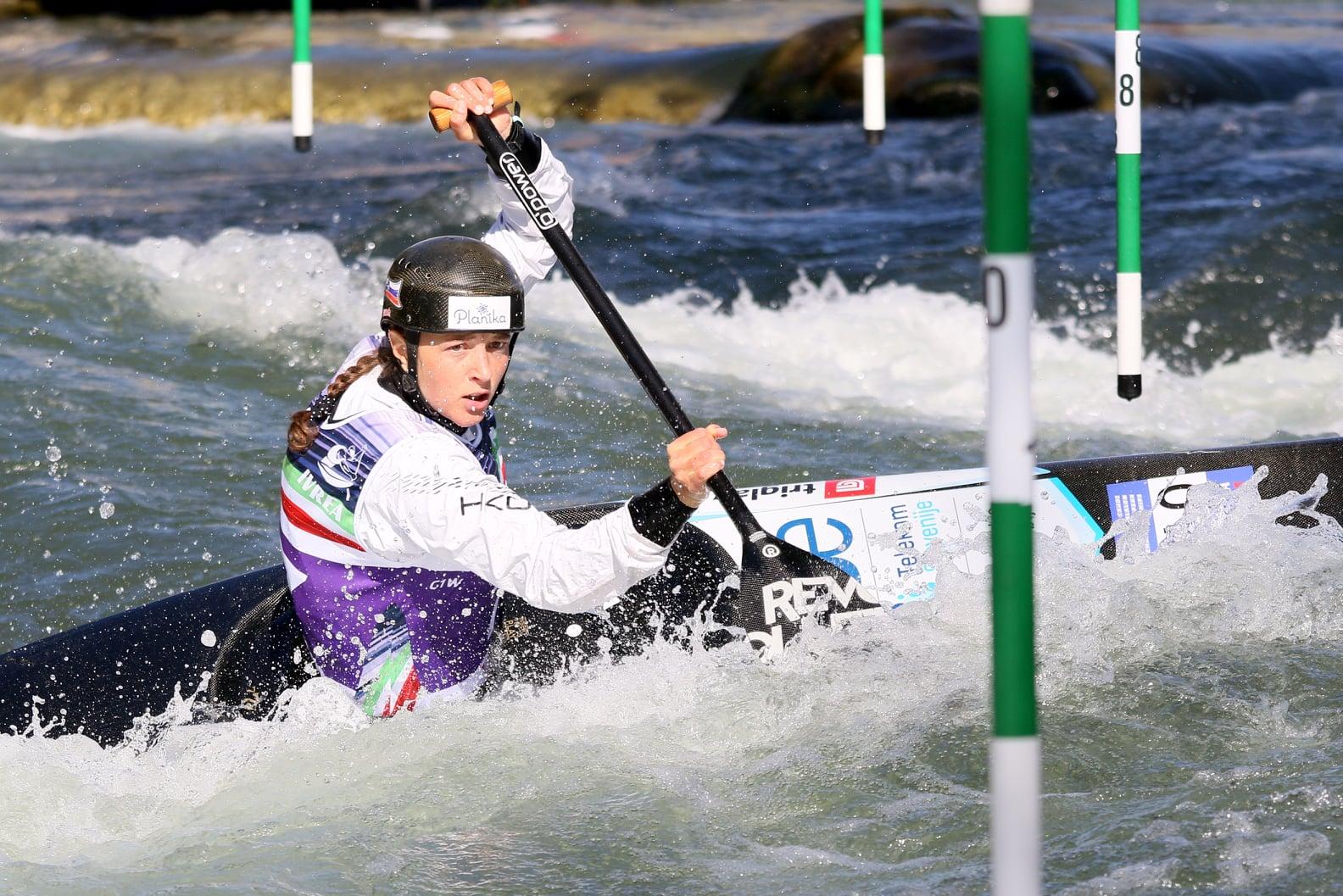 Immagine per Una 24enne di Nova Gorica protagonista alle Olimpiadi. E arriva la torcia olimpica