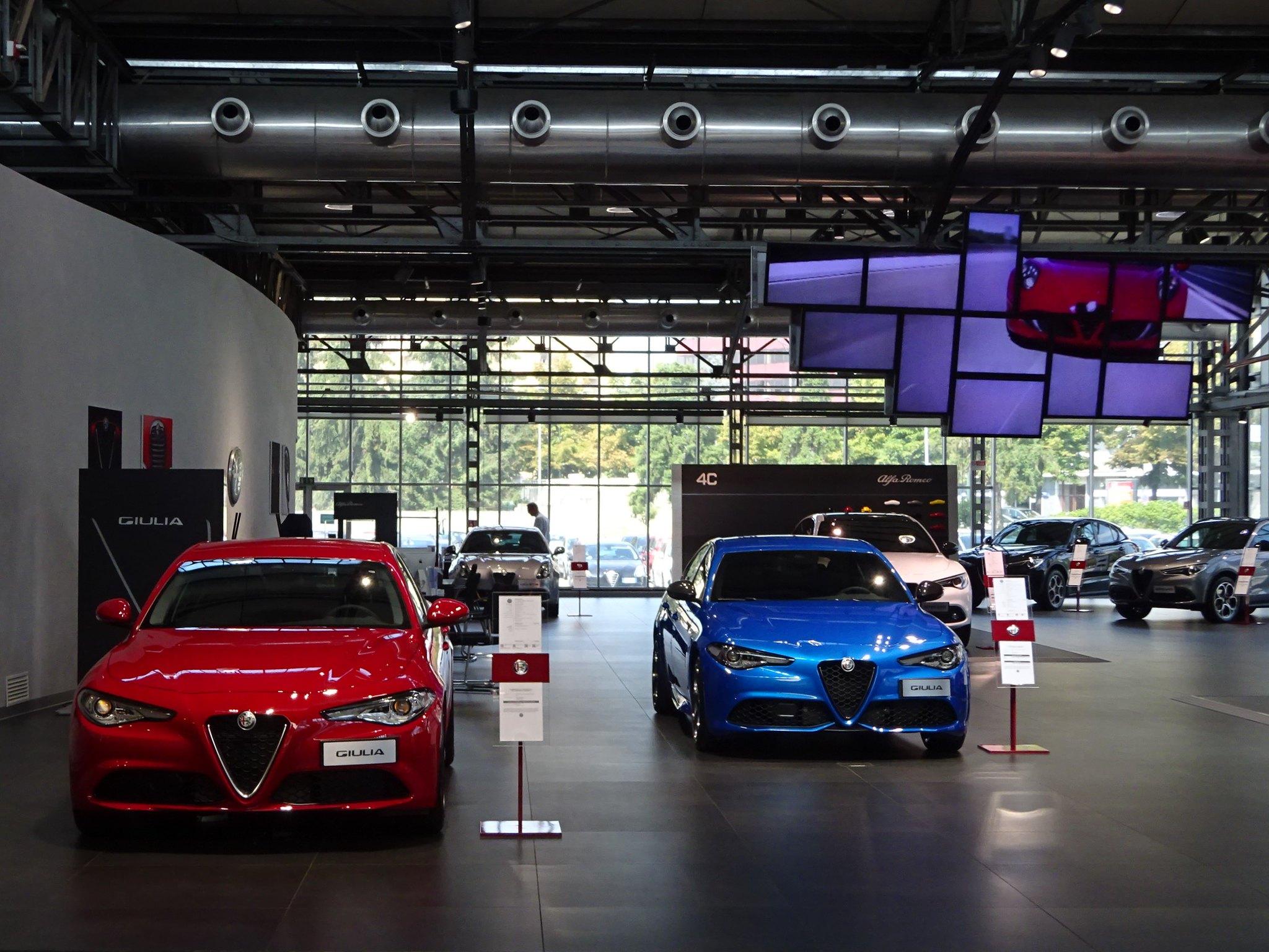 Immagine per Mercato dell'auto sempre più nero, a Gorizia nuovo crollo di immatricolazioni