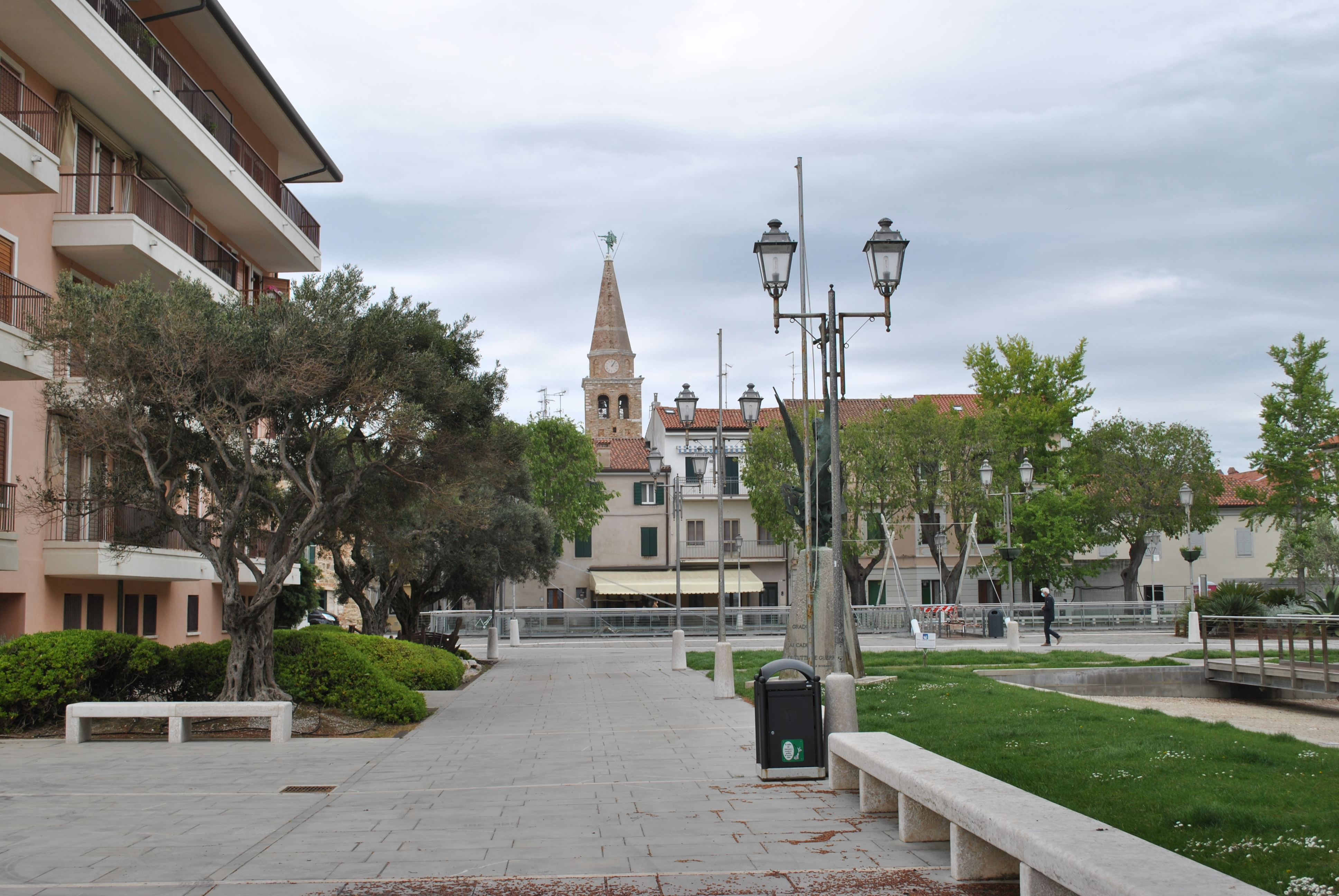 Immagine per Grado si prepara ad accogliere i turisti, più sicurezza con un nuovo centro tamponi