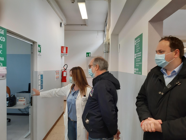 Immagine per Rete vaccinale sempre più diffusa sul territorio, Cormons apre il suo centro