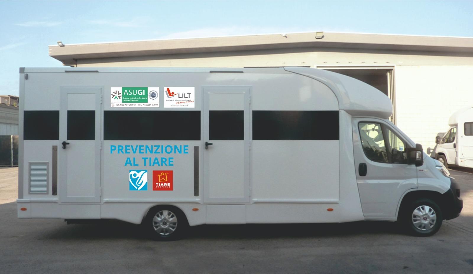 Immagine per Medici in campo al Tiare, l'alleanza a Villesse per tutelare la salute