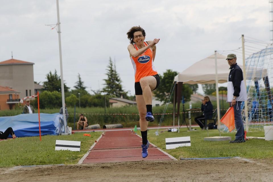 Immagine per L'ex campionessa natia di Gorizia guiderà le promesse dell'atletica di Vicenza