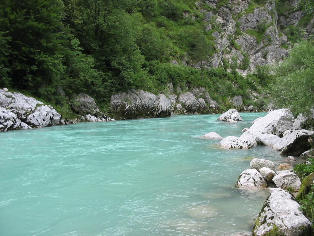 Immagine per Nascono i custodi del paesaggio in riva all'Isonzo, difenderanno la memoria del fiume