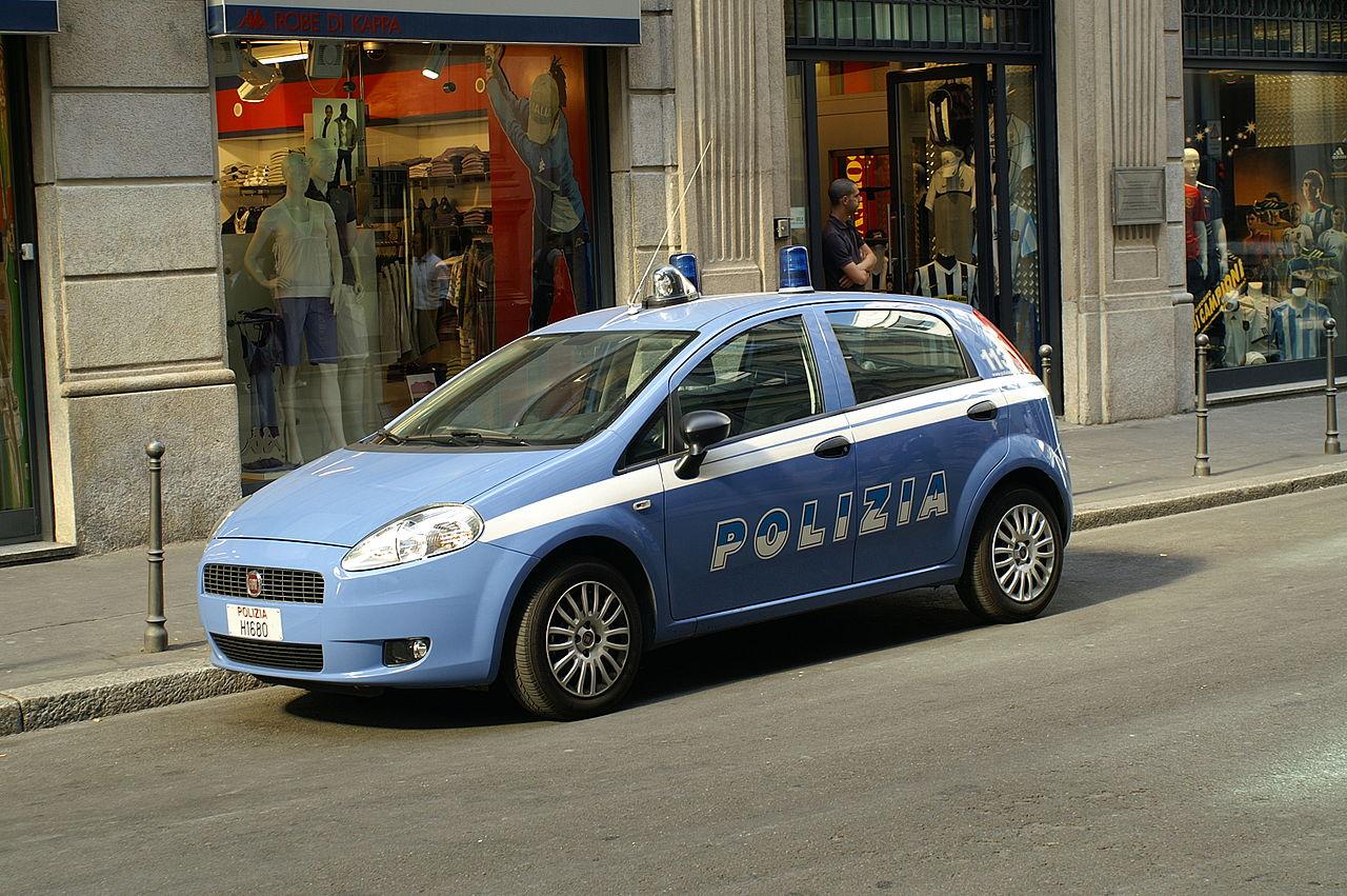 Immagine per Ricercati in tutta Italia e tentano la fuga in Slovenia, fermati due uomini vicino Gorizia