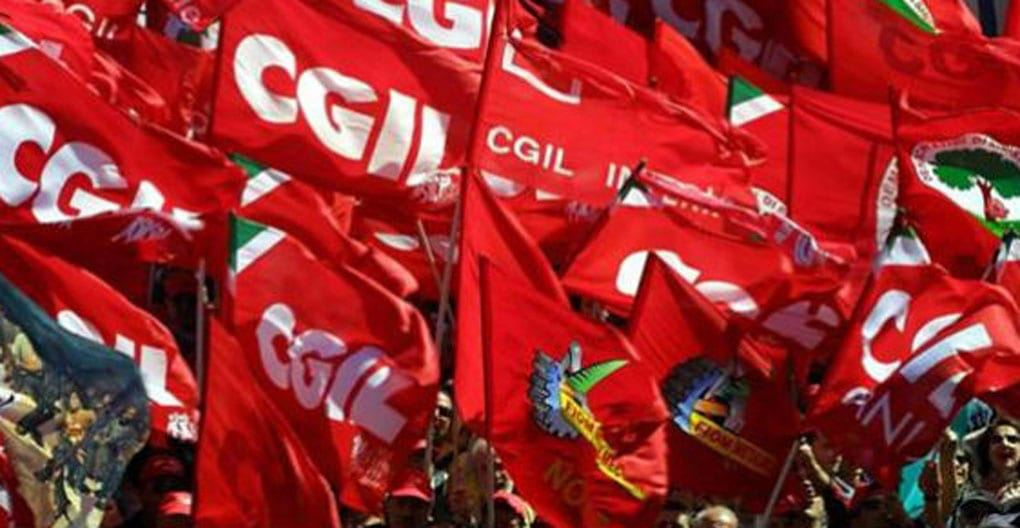 Immagine per Neofascisti attaccano la sede della Cgil, solidarietà alla sede di Monfalcone