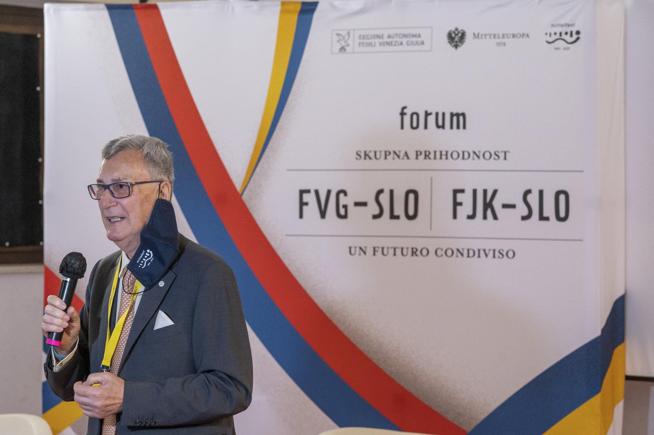Immagine per Obiettivi comuni nel futuro di Fvg e Slovenia, le sfide raccontate a Mittelfest