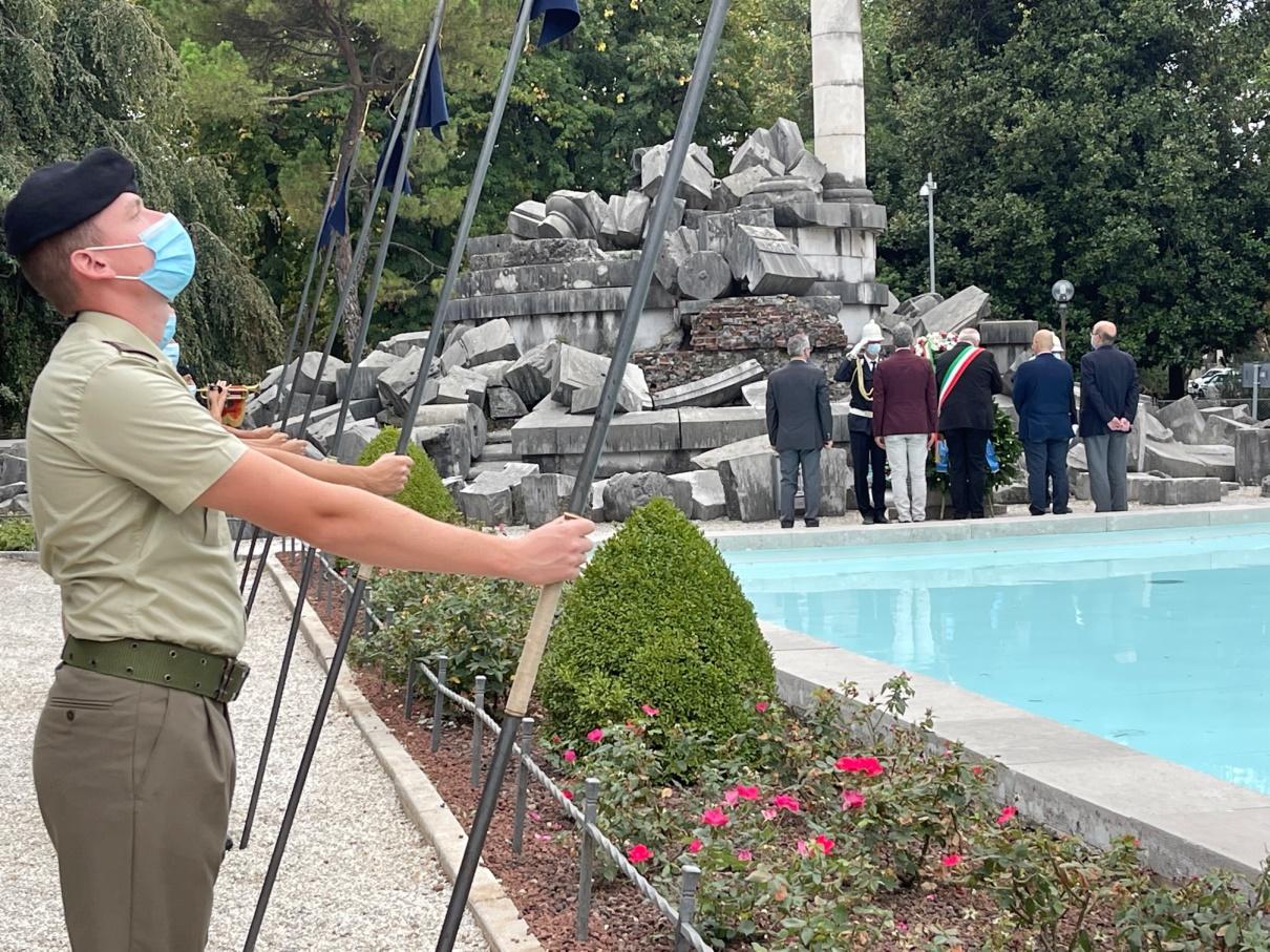 Immagine per La fine della guerra ma non delle tragedie, Gorizia ricorda il suo ritorno all'Italia