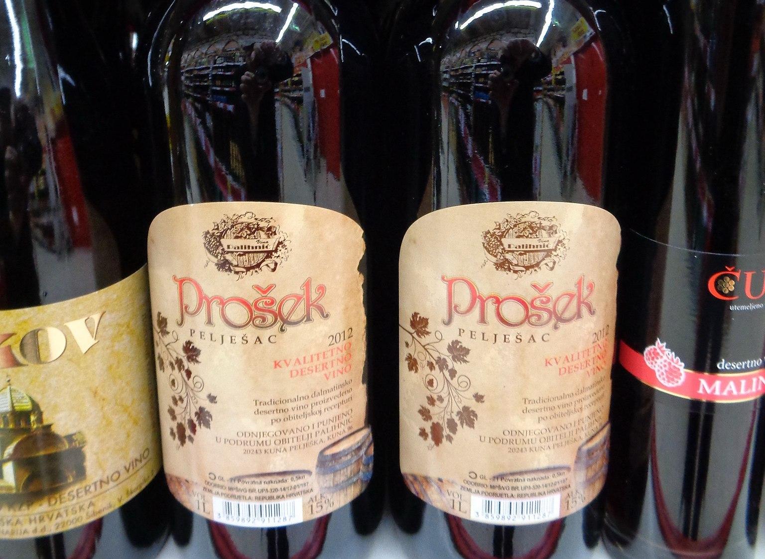 Copertina per La Croazia brinda con il Prošek, ira nelle cantine del Friuli Venezia Giulia