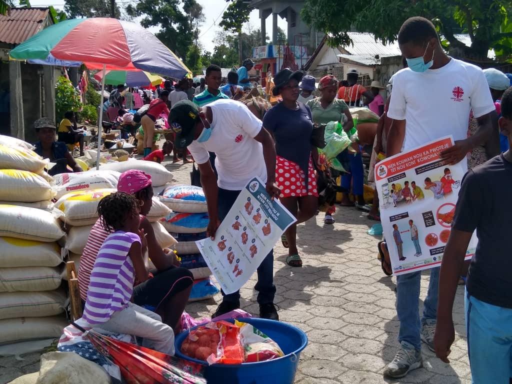 Immagine per L'inferno di Haiti visto da Gorizia, Nicole e gli sforzi per dare un futuro ai bambini