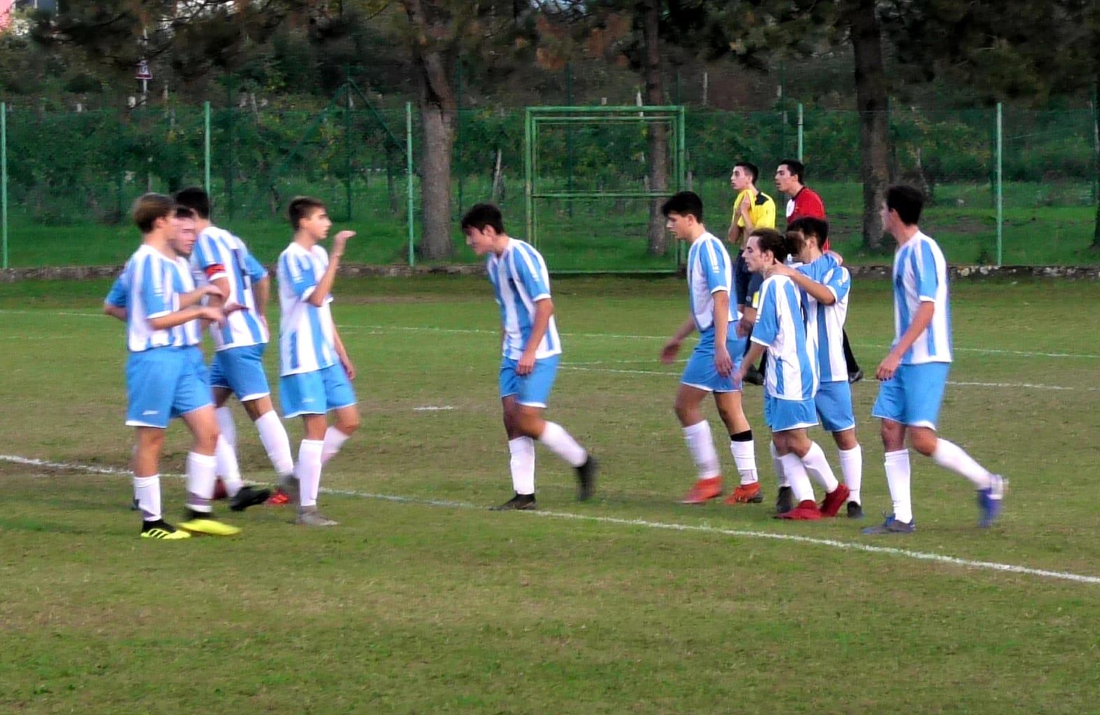 Immagine per Juniores, Pro Gorizia subito ko in campionato contro Staranzano